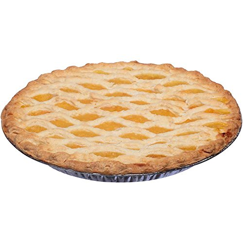 Sara Lee Chef Pierre Pre Baked Peach Lattice Crust Pie, 10 inch - 6 per (Peach Lattice)