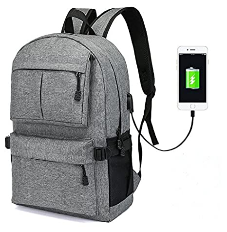 Amazon.com: Anti-Theft Backpacks 12 inch Laptop Smart ...