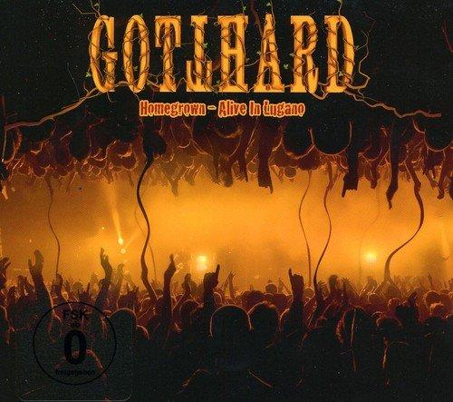 Gotthard: Homegrown - Alive in Lugano (Limited Digipak) (Audio CD)