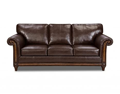 Amazon Com Simmons Upholstery 8001 04q San Diego Coffee Bonded