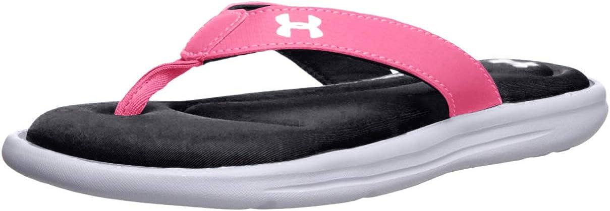under armour women's marbella vi thong sneaker