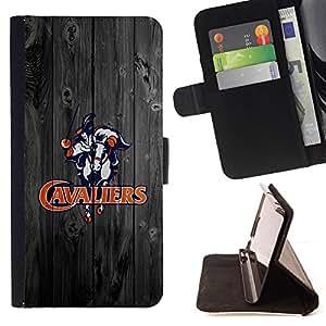 Jordan Colourful Shop - Virginia Cavalier Football For Samsung Galaxy S5 V SM-G900 - < Leather Case Absorci????n cubierta de la caja de alto impacto > -