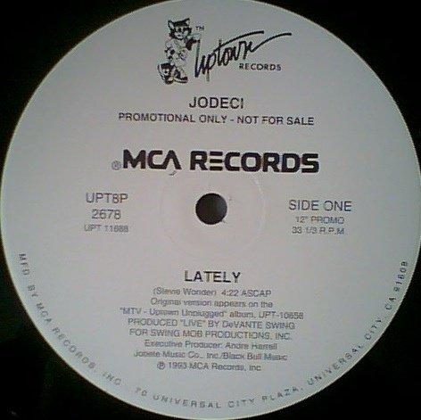 Lately [Vinyl]