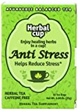 Herbal Tea Anti Stress 16 Bags (Case of 6) Review