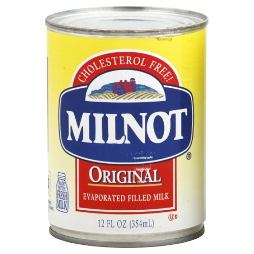 Milnot Condensed Milk, 12-Ounce (Pack of 8) by Milnot