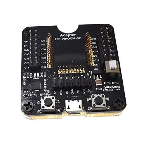 SODIAL Esp32 Test Board Esp32-Wrover Small Batch Burn Fixture, For Esp-32 Module Esp-Wroom-32 Module