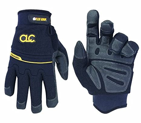XL CLC Custom Leathercraft 173X Thunder XtraCoverage Flex Grip Work Gloves
