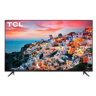 "TCL 50"" Class 5-Series 4K UHD Dolby Vision HDR Roku Smart TV - 50S525 (Renewed)"