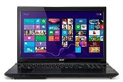 Acer Aspire V3-772G-9656 17.3-Inch Laptop (2.2 GHz Intel Core i7-4702MQ Processor, 8GB DDR3L, 750GB HDD, 120 GB SSD, Windows 8) Sophisticated Black