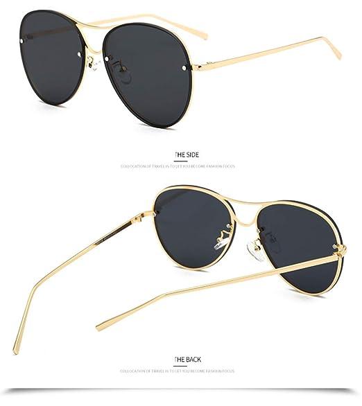 Amazon.com: NO1DARA Gafas de sol de gran tamaño para mujer ...