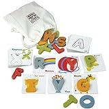 PlanToys Plan Preschool Alphabet A-Z Preschool  Version