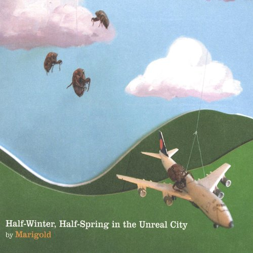 Half Winter, Half Spring in the Unreal