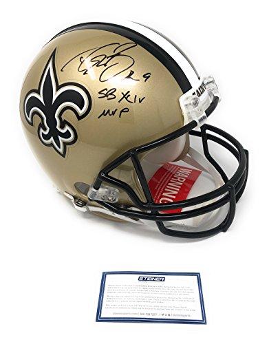 Drew Brees New Orleans Saints Signed Autograph Full