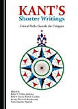 img - for Kant's Shorter Writings book / textbook / text book