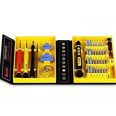 Homeself 38 Piece Precision Screwdriver Set Repair Tool Kit for Repairing iPhones, Android Phones, Tablets, Computers, Electronics products