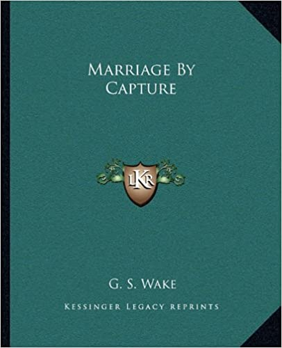 Book Marriage by Capture