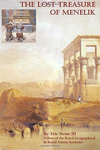 The Lost Treasure Of Menelik (Arabia Felix Chronicles) (Volume 2) pdf