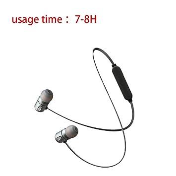 AnJoy Auricular Bluetooth Auriculares inalámbricos Auriculares ...