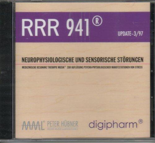 Medizinische Resonanz-Therapie: RRR 941. Neurophysiologische und sensorische Störungen