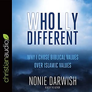 Wholly Different Audiobook