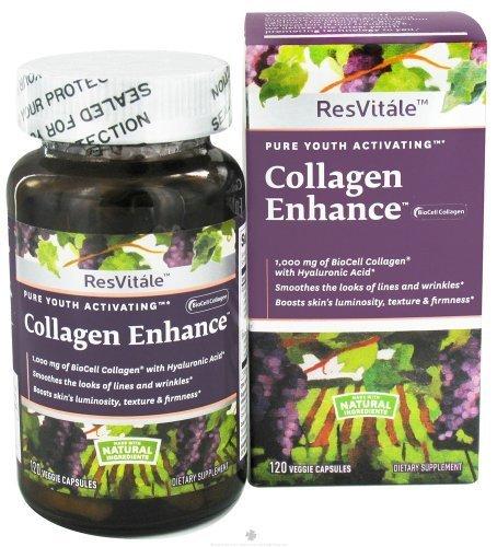(ResVitle Collagen Enhance 120 Veggie)