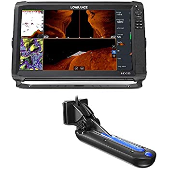 Amazon com: HDS-9 Carbon - 9-inch Fish Finder with TotalScan
