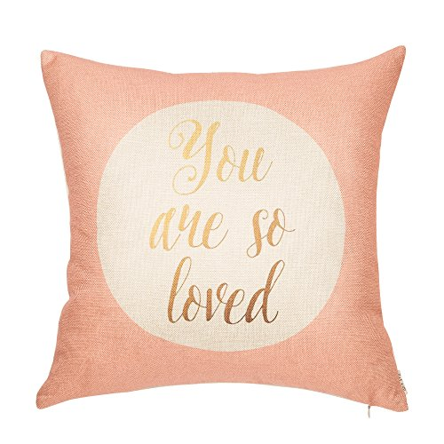Fjfz You're So Loved Motivational Sign Inspirational Quote C
