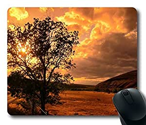 A Dark Afternoon Mouse Pad Desktop Laptop Mousepads Comfortable Office Mouse Pad Mat Cute Gaming Mouse Pad