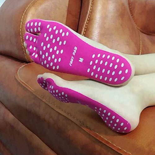 In E Suole Nudi Tappetini Pink Impermeabile Acqua Con Per Spiaggia Parco Piscina Piedini Spa Piedi 1 Antiscivolo Spiaggia Strada Scarpe Design Di Paio A Invisibile Prato Da Adesivi Up7xcfHWqY