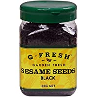 G-Fresh Sesame Seeds (Black), 100 g