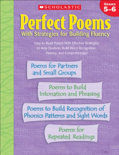 Perfect Poems: With Strategies for Building Fluency (Grades 5-6)