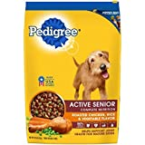 PEDIGREE Active Senior Roasted Chicken, Rice & Vegetable Flavor Dry Dog Food (Chicken, 15 lbs.) Review