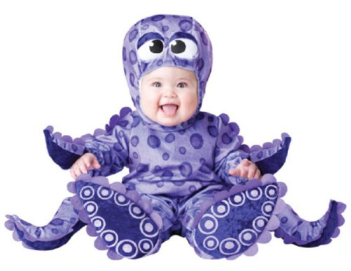 Tiny Tentacles:6-12 Months (Small (6-12 months))
