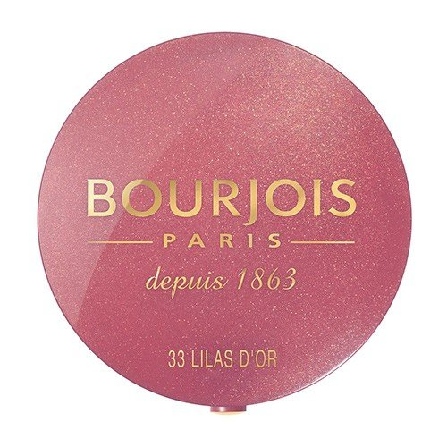 Bourjois Blush d'or for Women, No. 33 Lilas, 0.08 Ounce by Bourjois