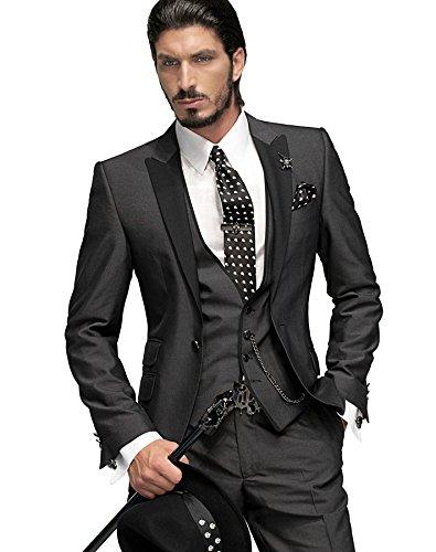 Newdeve mens one button groom tuxedos wedding suit clouds sale newdeve mens one button groom tuxedos wedding suit junglespirit Choice Image