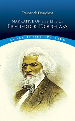 Narrative of the Life of Frederick Douglass cover