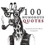 100 Humorous Quotes |  div.