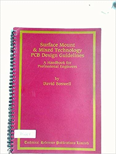 Surface Mount and Mixed Technology PCB Design Guidelines.: Edward ...