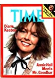 Time Magazine September 26 1977 Diane Keaton Annie Hall Meets Mr. Goodbar * Lance's Day in Court