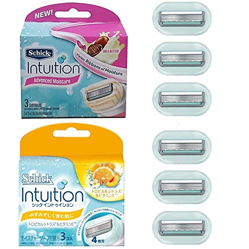 Schick intuition Advanced Moisture Revitalizing product image