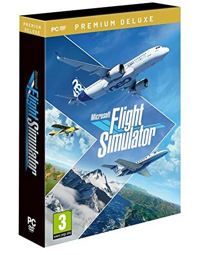 Microsoft Flight Simulator 2020 - Premium Deluxe