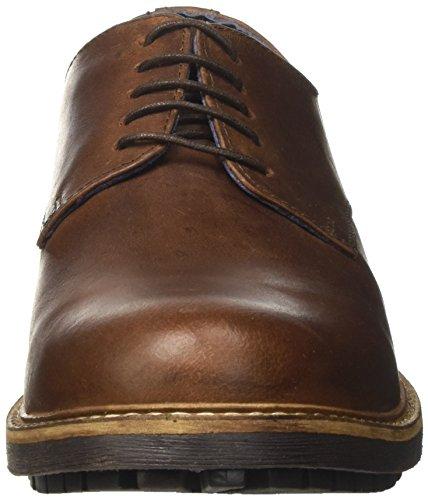Casual Red Tape Wood Risley Brown Mens Shoe g7q6vwWIq