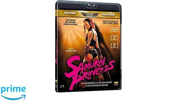 Samurai Princess [Francia] [Blu-ray]: Amazon.es: Yû Aiba ...
