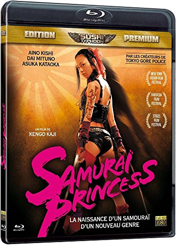 Samurai princess [Blu-ray] [Édition Premium]