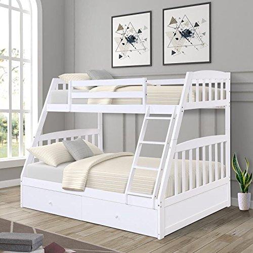 The 10 best bunkbeds full over queen 2019
