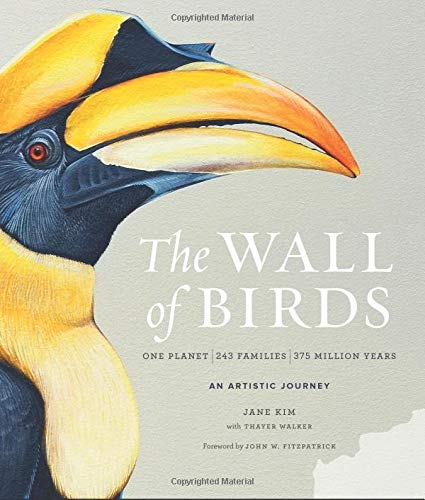 The Wall Of Birds  One Planet 243 Families 375 Million Years  Harper Design