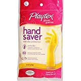 Health & Personal Care : Playtex HandSaver Gloves Everyday Protection Large, 1 Pair (Pack of 6)