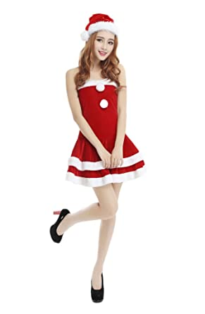 Sexy santa claus outfit