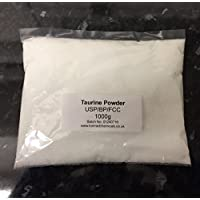 Taurine Powder 1kg Energy Nutrition Amino Acid