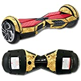 MightySkins Protective Vinyl Skin Decal for Board Balance Board Scooter 2 wrap cover sticker skins Gold Tiles